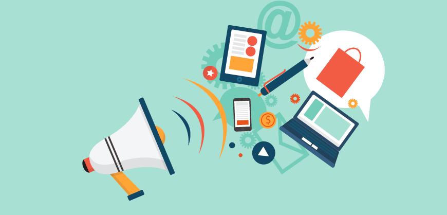 Promover um negócio online: Anúncio