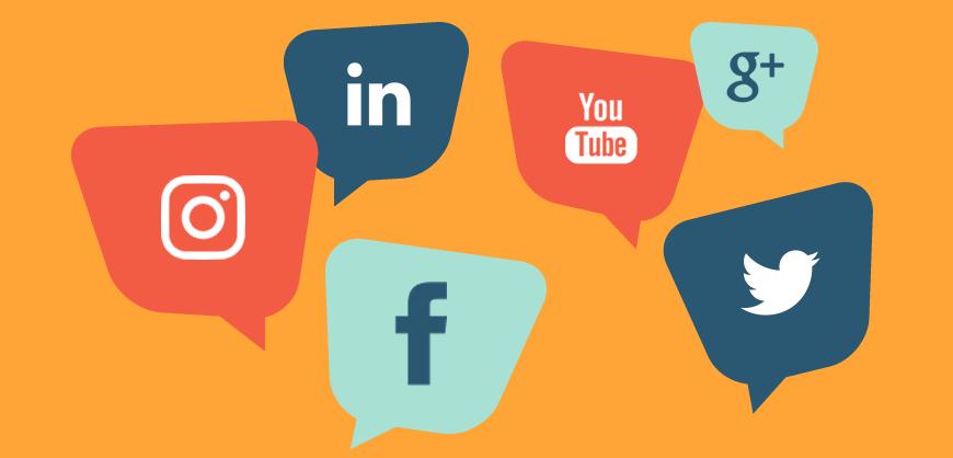 Promover um negócio online: Social