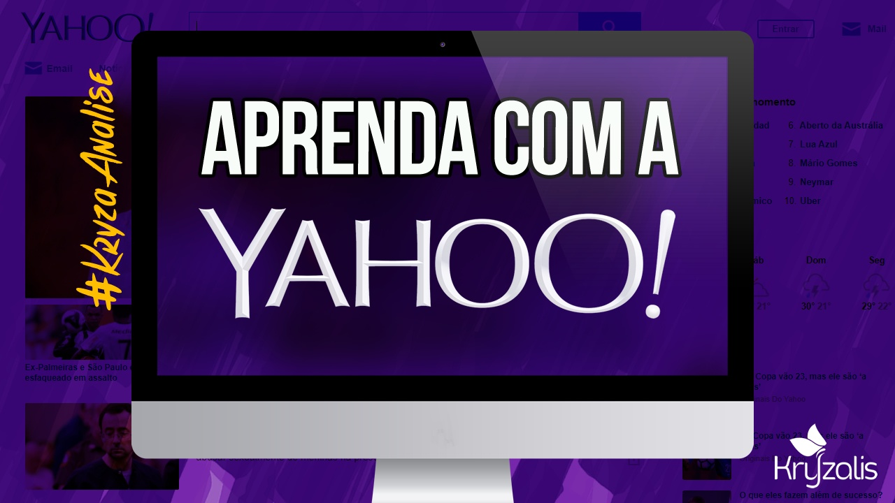 Analisando o site do yahoo histrica stopboris Gallery